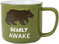 Bearly Awake Coffee Tea Beverage Mug