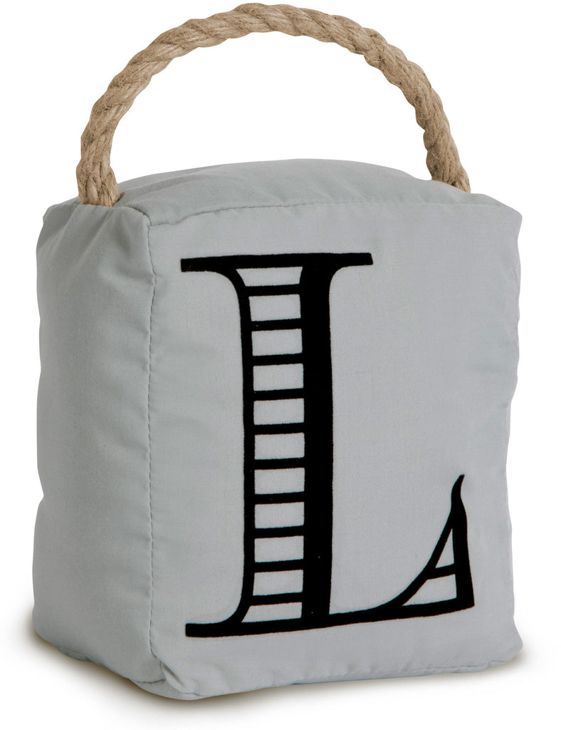Letter L Door Stopper Door Stopper - Beloved Gift Shop