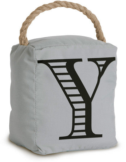 Letter Y Door Stopper Door Stopper - Beloved Gift Shop