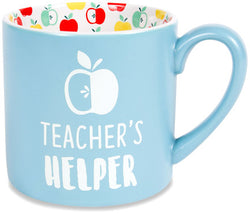 Teacher's Helper Coffee Tea Beverage Mug