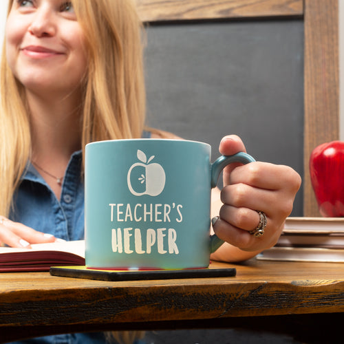 Teacher's Helper Mug Mug - Beloved Gift Shop