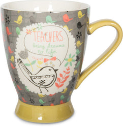 Teachers bring dreams to life Mug