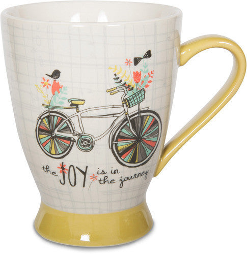 Joy in the Journey Mug by Bloom by Amylee Weeks - Beloved Gift Shop