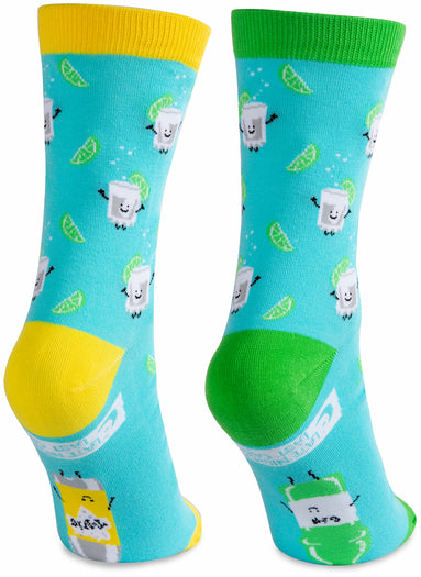 Gin & Tonic Unisex Casual Dress Socks Unisex Socks - Beloved Gift Shop