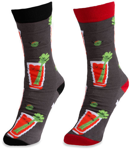 Bloody Mary Unisex Casual Dress Socks Socks - Beloved Gift Shop