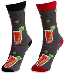 Bloody Mary Unisex Casual Dress Socks