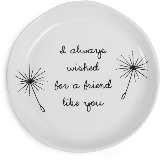 I always wished for a friend like you Keepsake Dish Keepsake Dish - Beloved Gift Shop