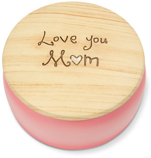 Love you mom Keepsake Box Keepsake Box - Beloved Gift Shop