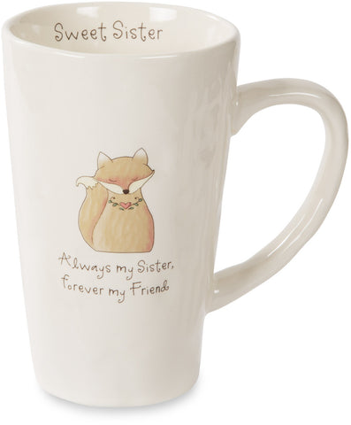 Always my sister, forever my friend Mug by Heavenly Woods - Beloved Gift Shop