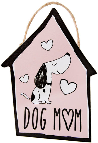 Dog Mom Ornament with Magnet Christmas Tree Ornament by It's Cats and Dogs - Beloved Gift Shop
