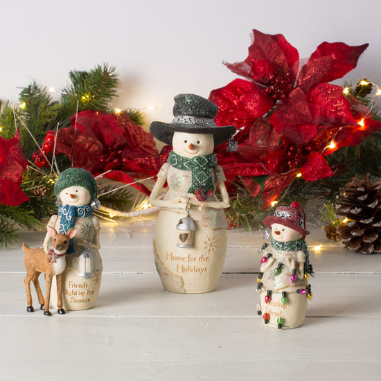 Amazing Friend Snowman Ornament Christmas Ornament - Beloved Gift Shop