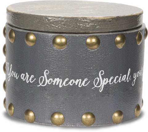 You are someone special, your caring ways have touched my heart - Keepsake Box by Emmaline - Beloved Gift Shop