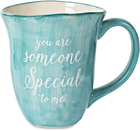 You are someone special to me - Ceramic Mug by Emmaline - Beloved Gift Shop