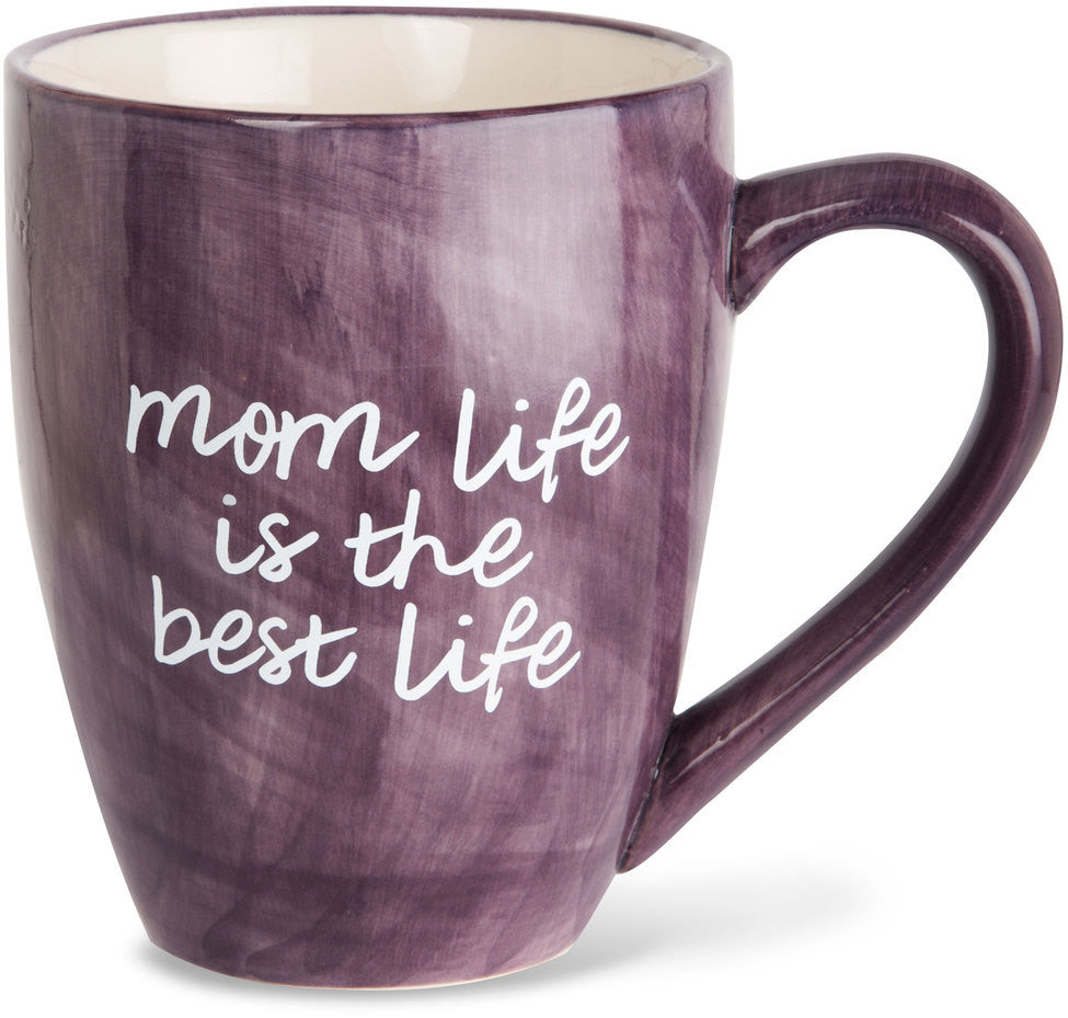 Mom life is the best life Coffee Mug Mug - Beloved Gift Shop