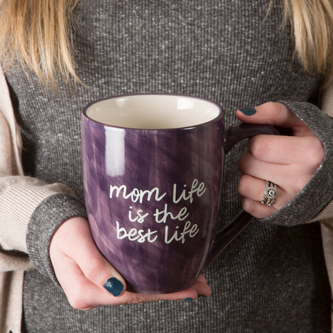 Mom life is the best life - Mug