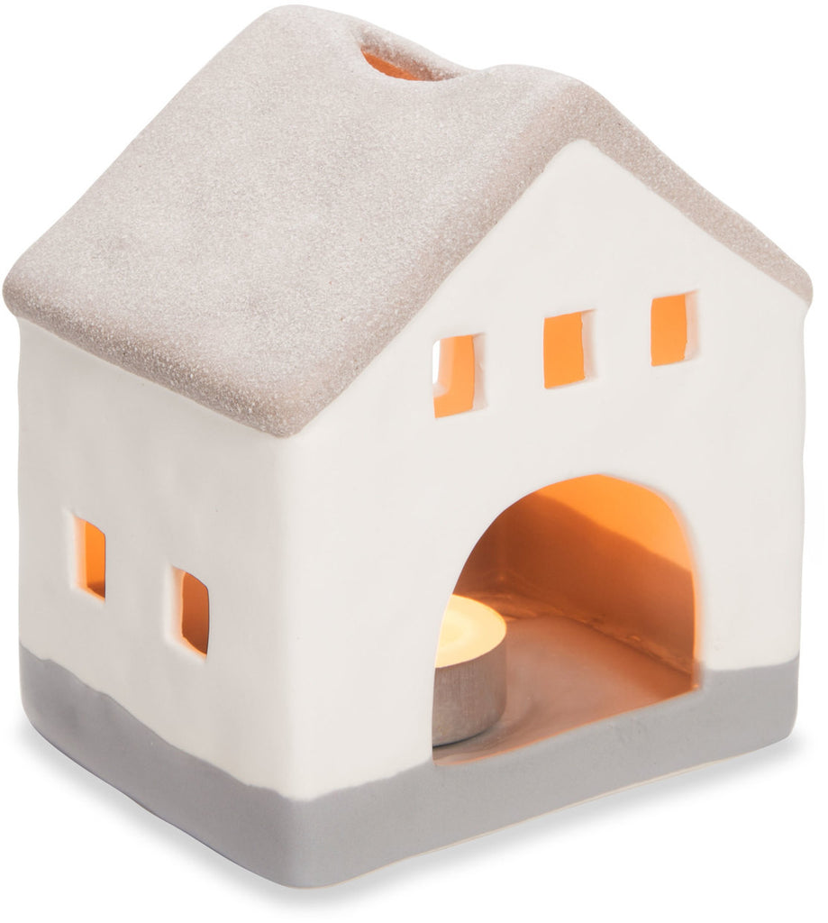 Grandma's House Porcelain House Candler Holder Candle Holder - Beloved Gift Shop