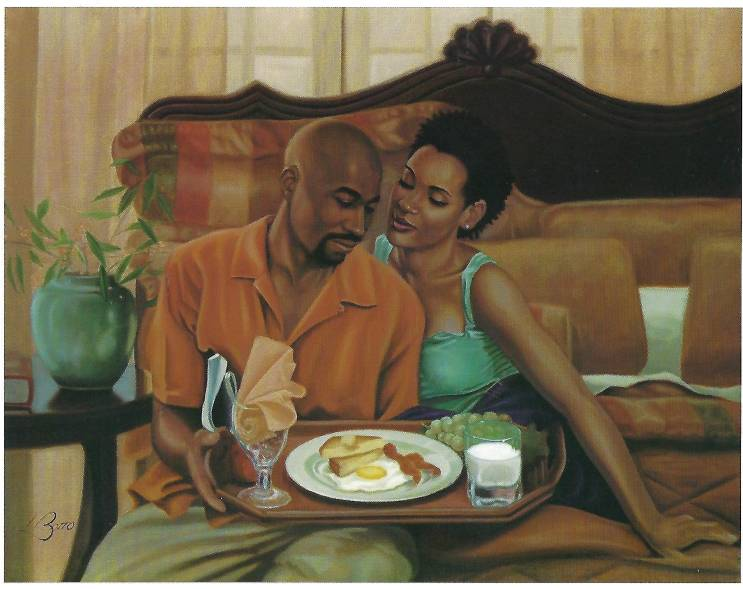 Breakfast in Bed | Henry Lee Battle