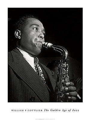 Charlie Parker | William Gottlieb