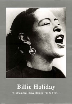 Billie Holiday: Southern Trees Unknown Art Print Posters & Prints - Beloved Gift Shop
