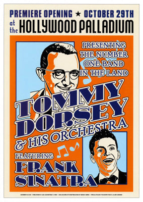 Tommy Dorsey & Frank Sinatra: Hollywood Palladium 1940 | Unknown