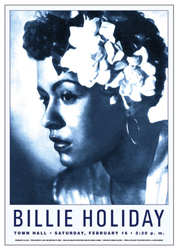 Billie Holiday: Town Hall NYC 1946 | Unknown