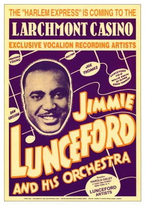 Jimmie Lunceford: Larchmont 1938 | Unknown
