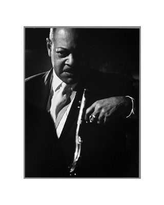 Coleman Hawkins Lee Tanner Art Print Posters & Prints - Beloved Gift Shop