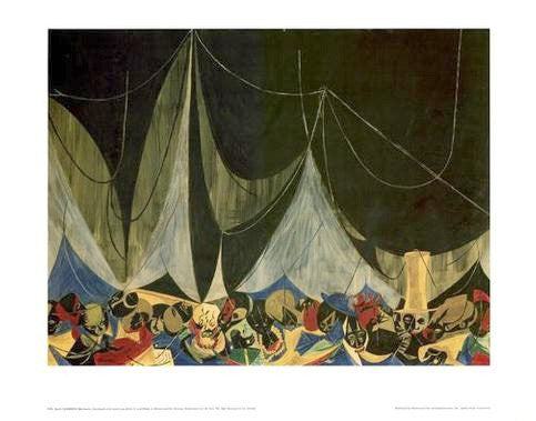 Marionettes | Jacob Lawrence