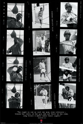 Muhammad Ali: Film Strips | Unknown