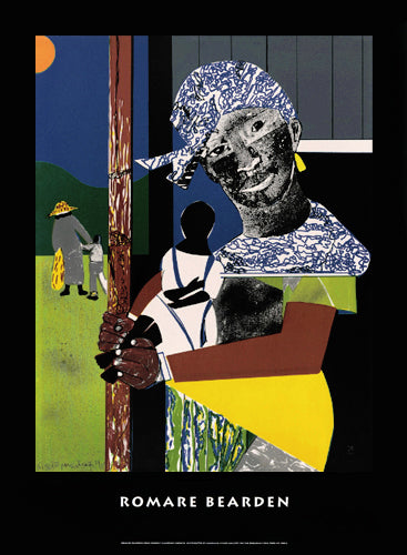 Come Sunday | Romare Bearden