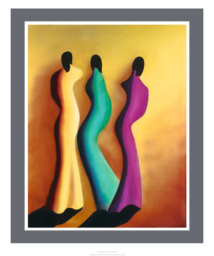 La Dance Patrick Ciranna Art Print Posters & Prints - Beloved Gift Shop