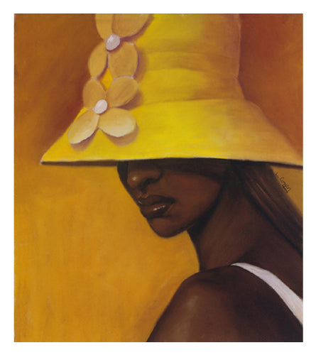 Yellow Hat | Laurie Cooper