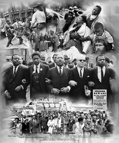 Selma: Bridge to Freedom | Wishum Gregory