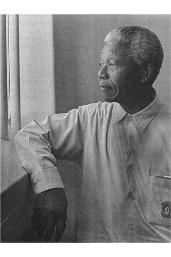 Nelson Mandela | Unknown