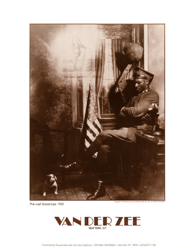 The Last Good-bye 1923 | James Van Der Zee