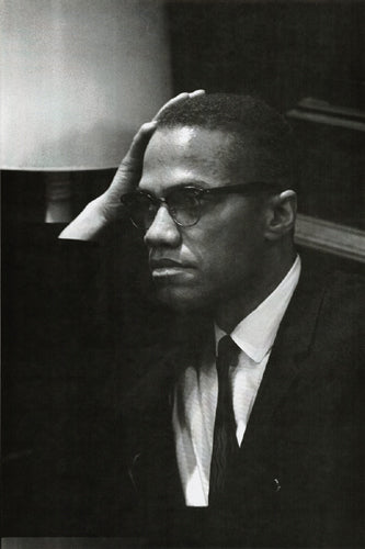 Washington DC March 26 1964 Malcolm X | Unknown