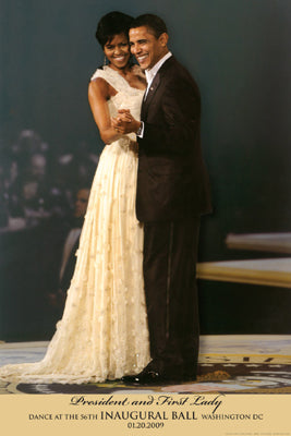 President & First Lady: Dance at the 56th Inaugural Ball Washington DC 2009 | Unknown