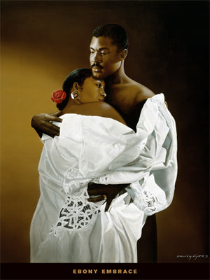 Ebony Embrace | Edward Clay Wright
