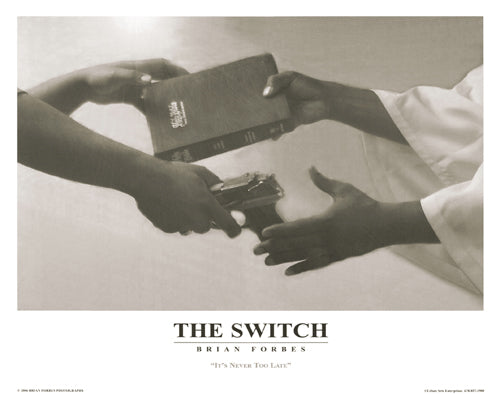 The Switch Brian Forbes Art Print