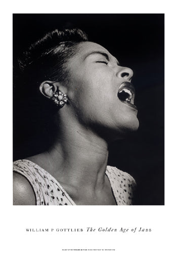 Billie Holiday | William Gottlieb