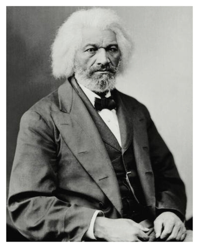 Frederick Douglass Unknown (Mini) Art Print Posters & Prints - Beloved Gift Shop