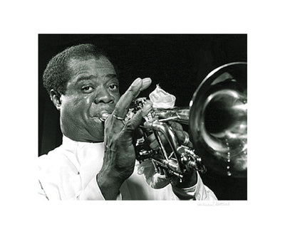 Louis Armstrong | William Gottlieb