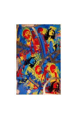 Jagger Bobby Hill Art Print Posters & Prints - Beloved Gift Shop