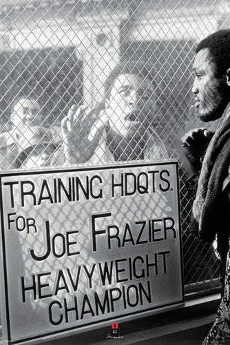 Muhammad Ali: Joe Frazier Window Taunt Unknown Art Print Posters & Prints - Beloved Gift Shop