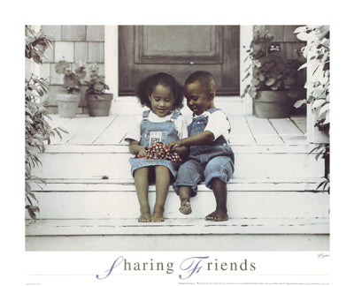 Sharing Friends | Gail Goodwin