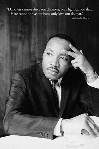 Martin Luther King Jr: Darkness | Unknown