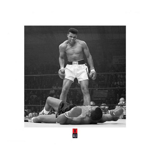Muhammad Ali vs Sonny Liston | Unknown