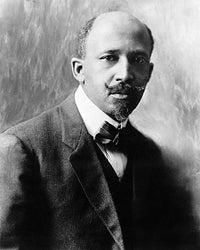 W.E.B. Du Bois 1919 McMahan Photo Archive Art Print