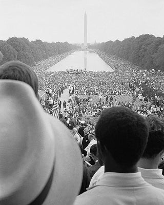 The March on Washington August 28 1963 | McMahan