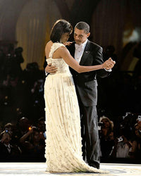President & First Lady: Dance at the 56th Inaugural Ball Washington DC 2009 McMahan Photo Archive Art Print